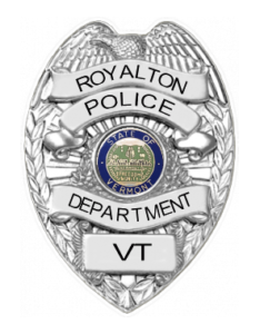 Royalton Police Badge